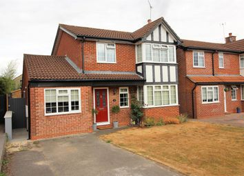 Thumbnail 4 bed detached house for sale in Grace Close, Chipping Sodbury, Bristol