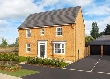 "Thumbnail 4 bedroom detached house for sale in ""Layton"" at Bridlington Road, Stamford Bridge, York"