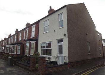 Thumbnail 2 bed terraced house for sale in Lovely Lane, Warrington
