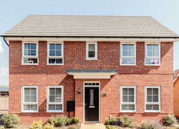 Thumbnail 4 bed detached house for sale in Mid Water Crescent, Peterborough, Peterborough