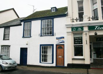Thumbnail 4 bed terraced house to rent in Brunswick Place, Dawlish