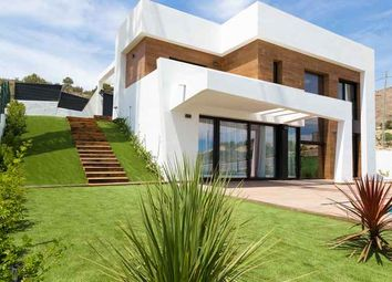 Thumbnail 3 bed villa for sale in Sierra Cortina, Benidorm, Alicante, Valencia, Spain
