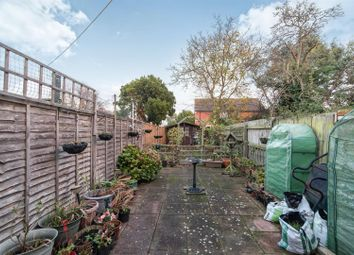 Thumbnail 2 bedroom end terrace house for sale in Maidstone Road, Felixstowe
