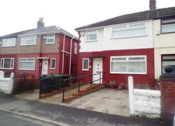 Thumbnail 3 bed semi-detached house for sale in Marlborough Avenue, Bootle, Liverpool, Merseyside