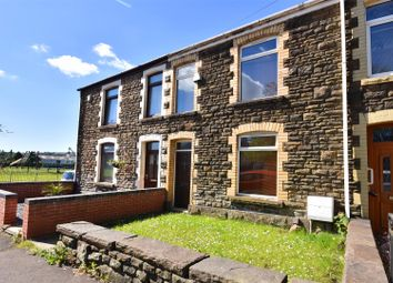 Thumbnail 3 bed terraced house for sale in Armine Road, Fforestfach, Swansea