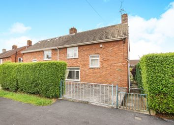 Thumbnail 3 bed semi-detached house for sale in Staveley Crescent, Southmead, Bristol