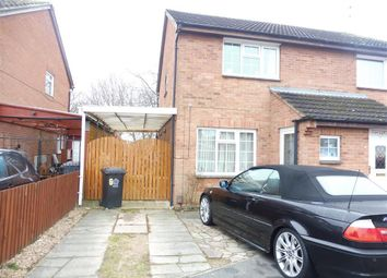 Thumbnail 2 bed property to rent in Beman Close, Leicester