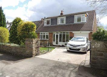 Thumbnail 3 bed detached house for sale in Hollins Lane, Marple Bridge, Stockport