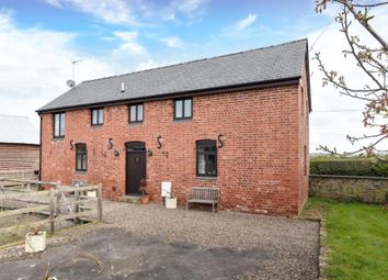 Thumbnail 3 bed detached house to rent in Weston, Pembridge