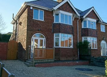 Thumbnail 3 bedroom semi-detached house to rent in Westminster Avenue, Wolverhampton