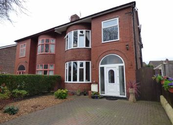 Thumbnail 4 bedroom semi-detached house for sale in Brooks Road, Old Trafford, Manchester