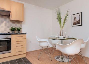 Thumbnail 2 bedroom flat to rent in Hessel Street, Salford