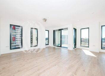 Thumbnail 3 bed flat to rent in Legacy Tower, Stratford Central, 88 Great Eastern Road, London
