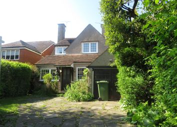 Thumbnail 3 bed detached house for sale in Risebridge Road, Gidea Park, Romford