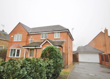 Thumbnail 4 bed detached house for sale in Horseguards Way, Melton Mowbray