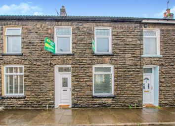 Thumbnail 3 bed terraced house for sale in Taff Street, Gelli, Pentre