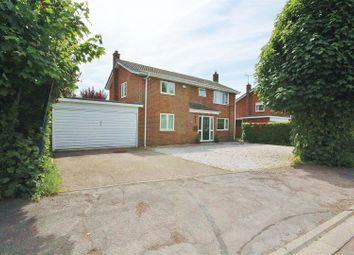 Thumbnail 4 bed detached house for sale in Bar Lane, Hambleton, Selby