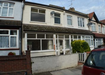 Thumbnail 3 bed terraced house for sale in 132 Wenham Drive, Westcliff-On-Sea, Essex