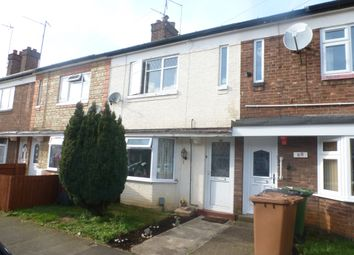 Thumbnail 2 bed terraced house for sale in Montagu Road, Walton, Peterborough