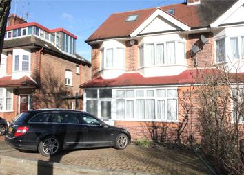 Thumbnail 4 bed property to rent in Chanctonbury Way, London