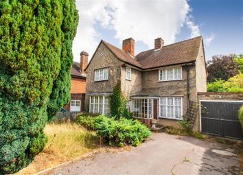 Thumbnail 4 bed link-detached house for sale in Broadwater Avenue, Letchworth Garden City