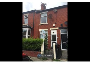 Thumbnail 2 bed terraced house to rent in Warwick Road, Blackpool