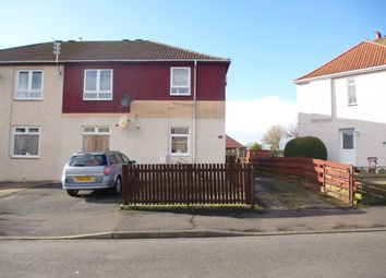 Thumbnail 2 bedroom flat for sale in Wallace Avenue, Stevenston
