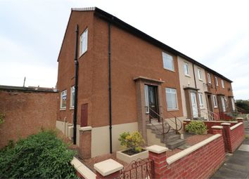 Thumbnail 3 bed end terrace house for sale in Hallfields Gardens, Kennoway, Leven