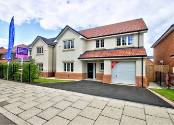 Thumbnail 4 bed detached house for sale in Hay Lane, Spennymoor