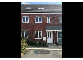 Thumbnail 3 bed terraced house to rent in Culey Green Way, Birmingham