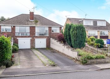Thumbnail 2 bed semi-detached bungalow for sale in Raylawn Street, Mansfield
