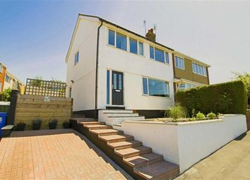 Thumbnail 4 bed semi-detached house for sale in Cliffe Drive, Whittle-Le-Woods, Lancashire