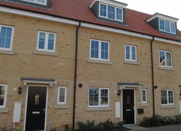 Thumbnail 4 bed terraced house for sale in Osprey Drive, Stowmarket