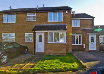 Thumbnail 2 bed terraced house for sale in Cedarwood Glade, Stainton, Middlesbrough