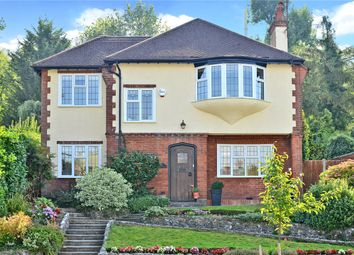 Thumbnail 3 bed detached house for sale in Lackford Road, Chipstead, Coulsdon, Surrey