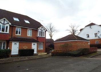 Thumbnail 1 bedroom maisonette to rent in Alexandra Gardens, Knaphill, Woking