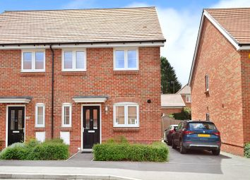 Thumbnail 2 bed semi-detached house for sale in Crawley Down, West Sussex