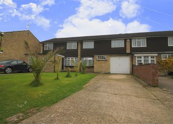 Thumbnail 3 bedroom terraced house to rent in Leacroft Close, West Drayton, Middlesex
