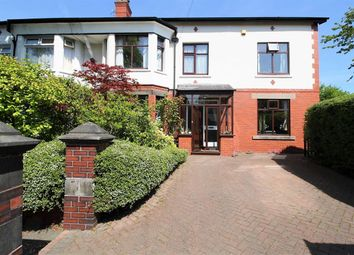 5 bed semi-detached house for sale in Elm Grove, Prestwich, Manchester M25