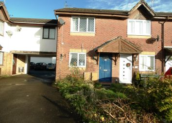 Thumbnail 2 bed end terrace house for sale in Heol Bryncwtyn, Pencoed, Bridgend