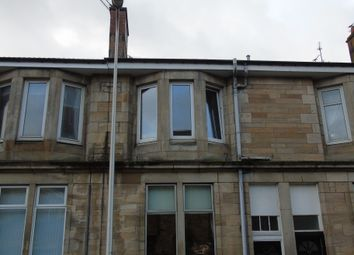 Thumbnail 1 bed flat for sale in Garturk Street, Whifflet, Coatbridge