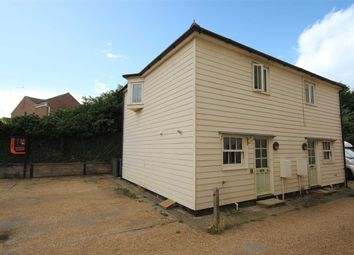 Thumbnail 2 bed semi-detached house for sale in Bells Lane, Glemsford, Sudbury