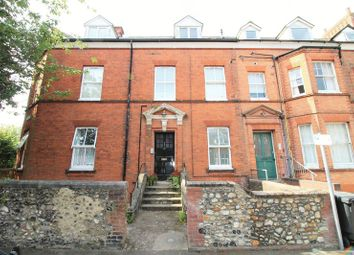 Thumbnail 3 bed flat to rent in The Elms, Unthank Road, Norwich