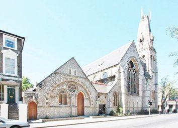 Thumbnail 3 bed flat to rent in Church Studios, Camden Town