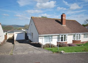 Thumbnail 3 bed detached bungalow to rent in Burnards Field Road, Colyton