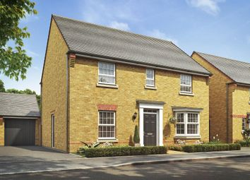 "Thumbnail 4 bed detached house for sale in ""Bradgate"" at Snowley Park, Whittlesey, Peterborough"