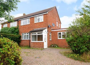 Thumbnail 4 bed semi-detached house to rent in Amersham, Pomeroy Close