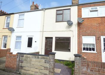 Thumbnail 2 bed terraced house to rent in Clapham Road North, Lowestoft