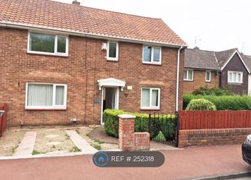 Thumbnail 4 bed semi-detached house to rent in Kirkwood Drive, Newcastle Upon Tyne