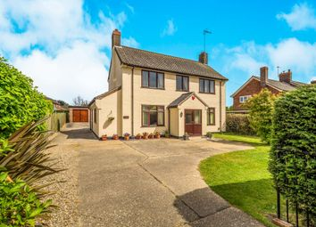 Thumbnail 4 bedroom detached house for sale in Norwich Road, Holt